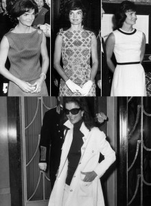 Jacqueline Onassis, style queen!