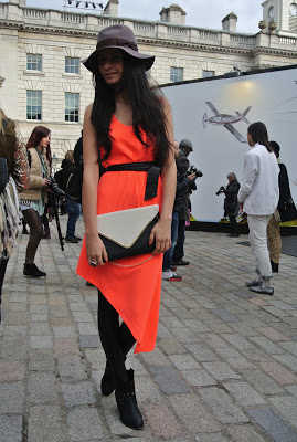 Images 1. My Outfit-London Fashion Week Day 2.