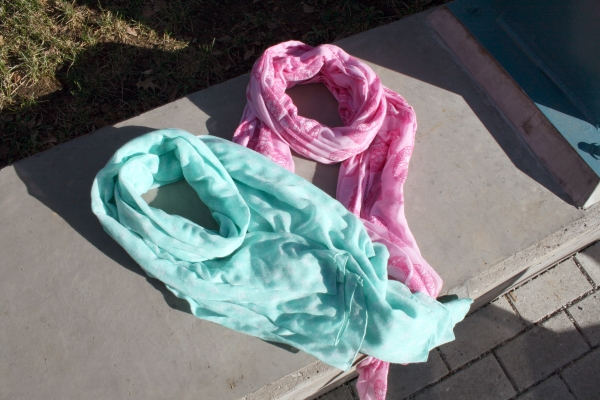 """I got these scarves from a street vendor in Seoul, South Korea almost two years ago. These colors are the """"go to"""" pallet this year so they will be in great use for those impromptu chilly days DC loves to grace us with everyone once in a while."""
