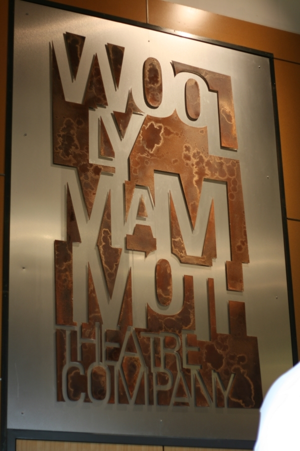 Woolly Mammoth Theater in Washington, DC
