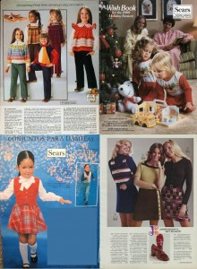 Pictures from 80's Sears Catalog Old School Online Shopping