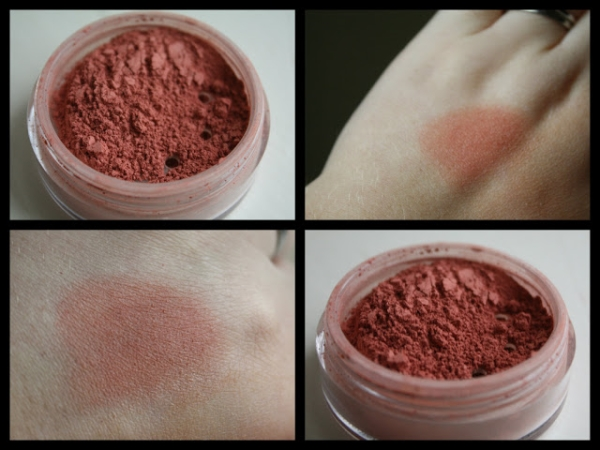 "Mineral blusher ""cheeky"""