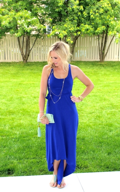 Maxi + Mint With Canadian Guest Blogger - Style By Patty