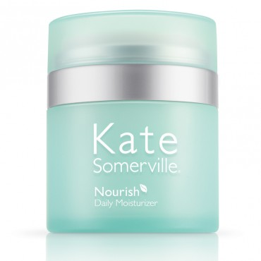 Next was another favorite of mine the Nourish Daily Moisturizer $65 to $120. I am eternally on the look out for a good light daily moisturizer that won't add to break outs or leave a greasy  film on my skin. This moisturizer was just what I've been looking for.