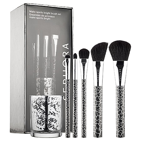 Sephora Collection Brush Set. $34.00